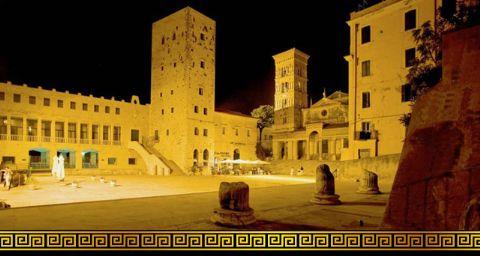 iCicero: Terracina -  L'età Antica