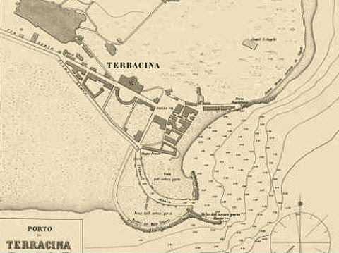 iCicero: Terracina - il centro storico basso
