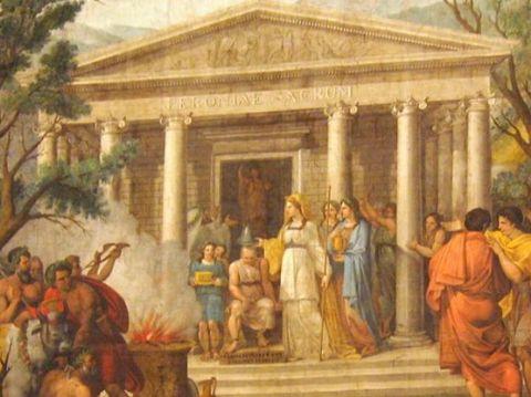 iCicero: Terracina - il culto di feronia