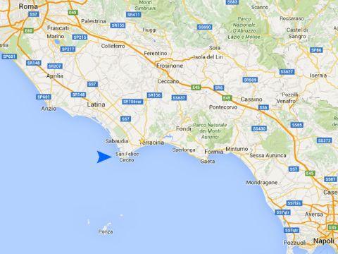 iCicero: San Felice Circeo - collegamenti