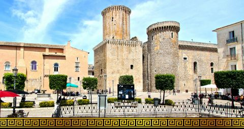 iCicero: San Felice Circeo -  Fondi