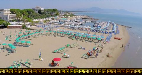 iCicero: San Felice Circeo -  Le spiagge