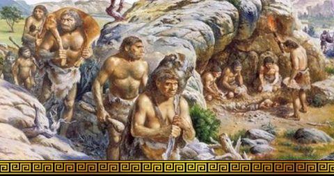 iCicero: San Felice Circeo -  La preistoria