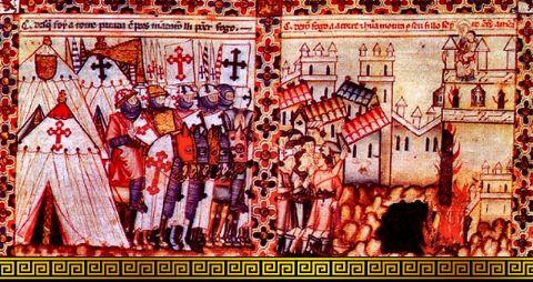 iCicero: San Felice Circeo -  L'età medievale