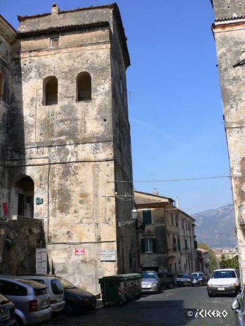iCicero: Terracina - Porta Maggio