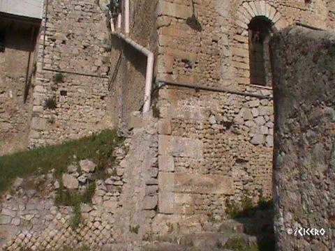 iCicero: Terracina - Casa di eta' sillana
