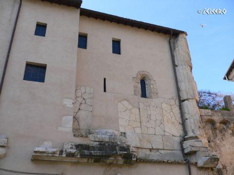 iCicero: Terracina - Tempio Maggiore