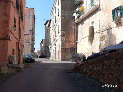 iCicero: Terracina - Porta Albina