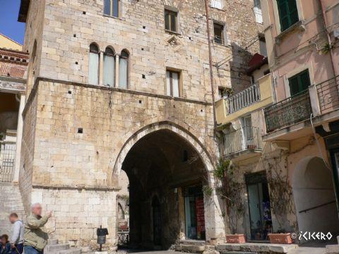 iCicero: Terracina - Palazzo Vinditti
