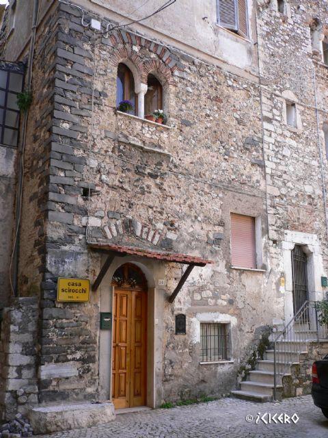 iCicero: Terracina - Case in Via Campo dei Fiori
