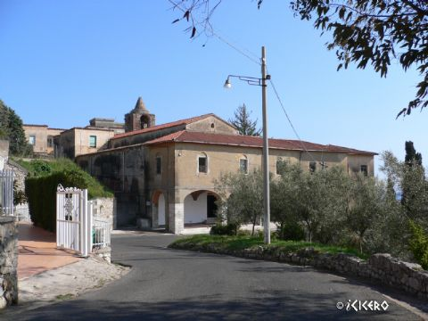 iCicero: Terracina - Chiesa e convento di S. Francesco