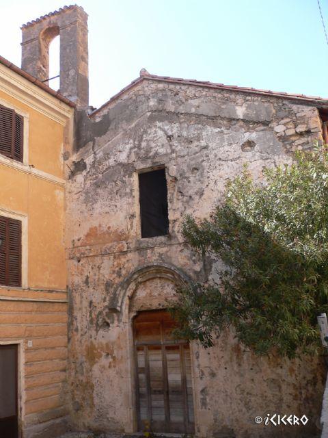 iCicero: Terracina - Chiesa dell' Annunziata