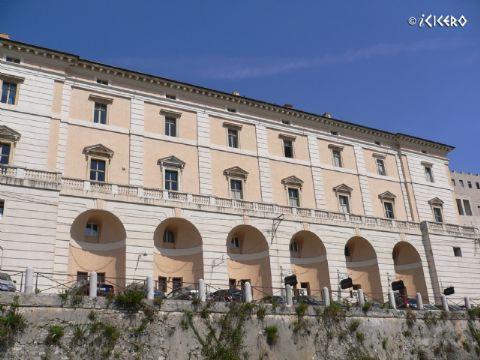 iCicero: Terracina - Palazzo Braschi