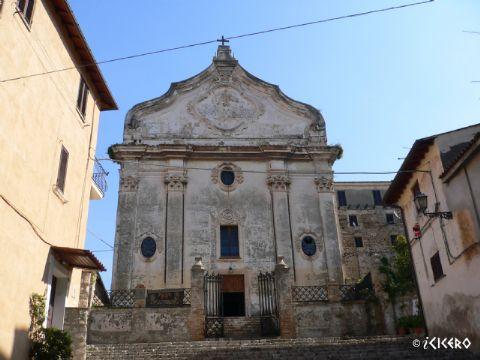 iCicero: Terracina - Chiesa del Purgatorio