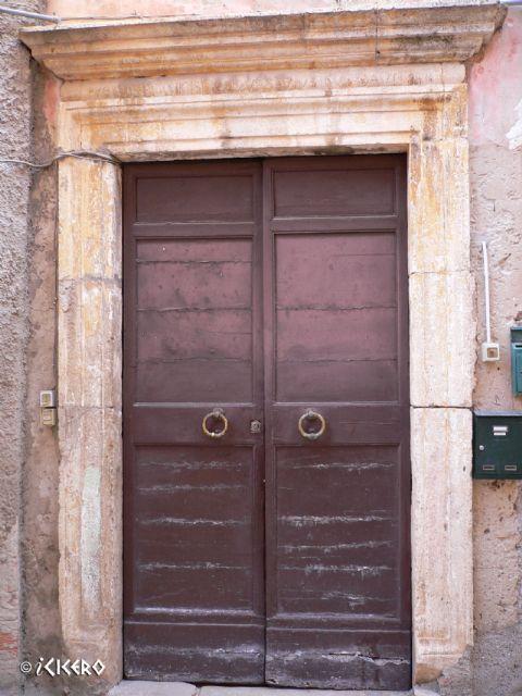 iCicero: Terracina - Palazzo di Nicola Savio
