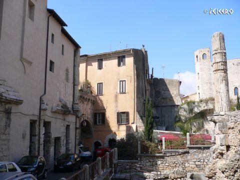 iCicero: Terracina - Palazzo Risoldi