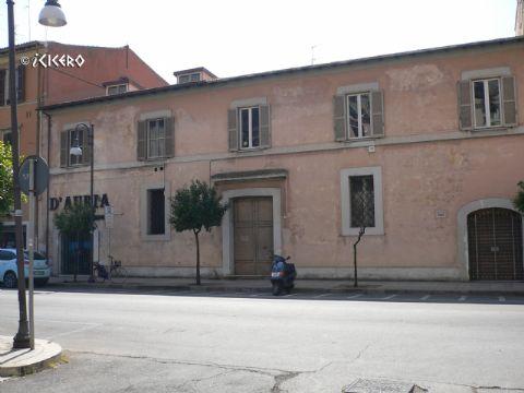 iCicero: Terracina - Foro Severiano, porta Marina e consorzio di bonifica