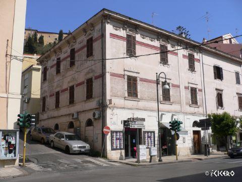 iCicero: Terracina - Palazzo Sogliera e palazzo Narducci