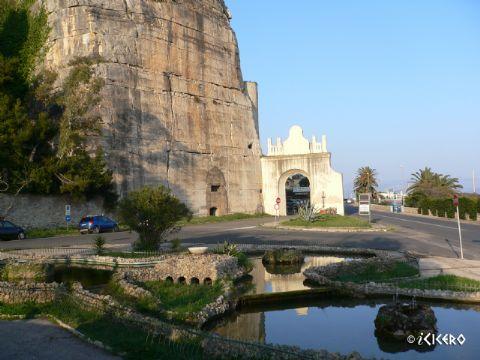 iCicero: Terracina - Pisco Montano e porta Napoletana