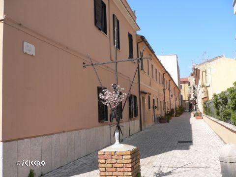 iCicero: Terracina - Vicolo Rappini