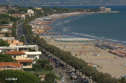 iCicero: Terracina - Spiaggia di Ponente