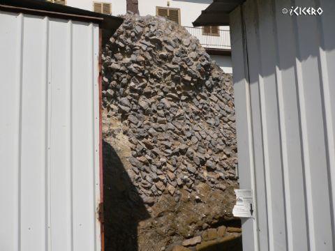 iCicero: Terracina - Muro del Molo Romano e Montuno