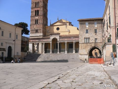 iCicero: Terracina - Via Appia
