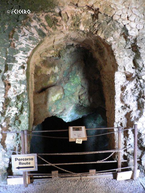 iCicero: Terracina - Grotta oracolare