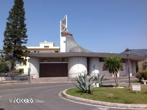 iCicero: Terracina - Chiesa San Domenico Savio