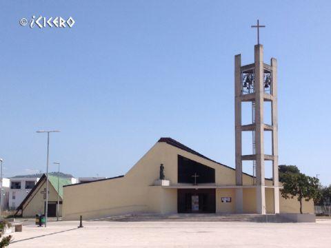 iCicero: Terracina - Chiesa Ss Damiano e Cosma