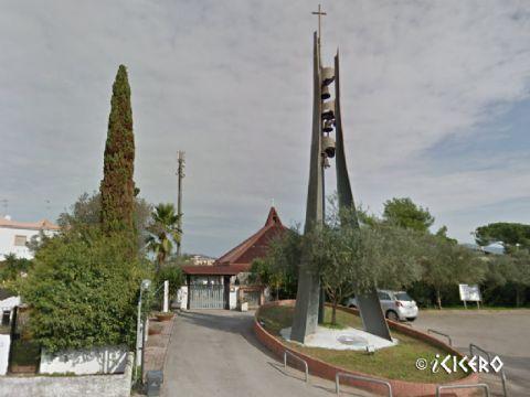 iCicero: Terracina - Chiesa Madonna di Porto Salvo