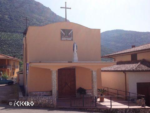 iCicero: Terracina - Chiesa San Pio X