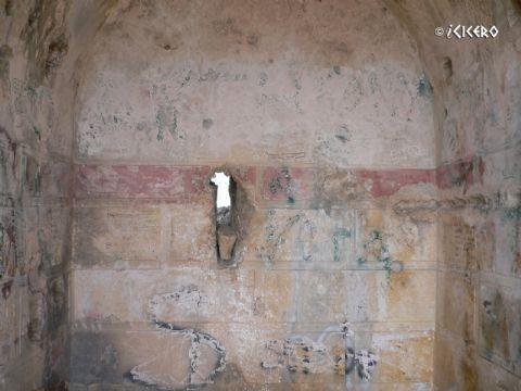iCicero: Terracina - Decorazione in stile pompeiano