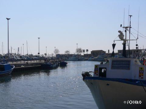 iCicero: Terracina - Porto di Terracina - porto canale
