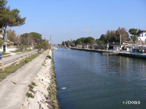 iCicero: Terracina - Foce Sisto - porto canale