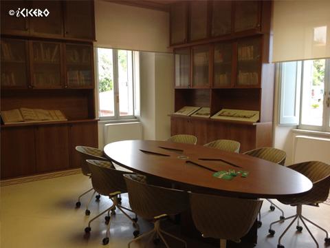 iCicero: Terracina - Archivio Storico Comunale