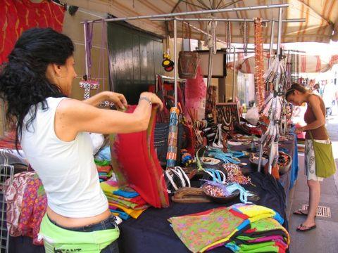 iCicero: Terracina - Feste e Sagre - Il Mercato settimanale