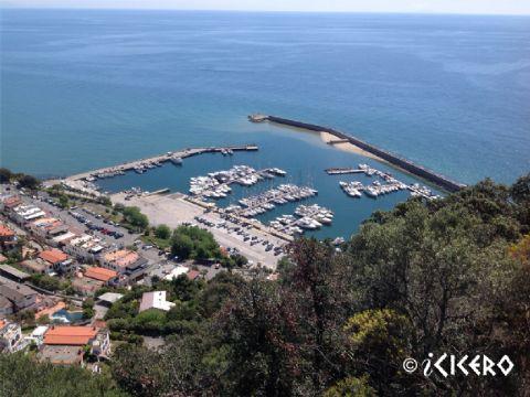iCicero: San Felice Circeo - Porto