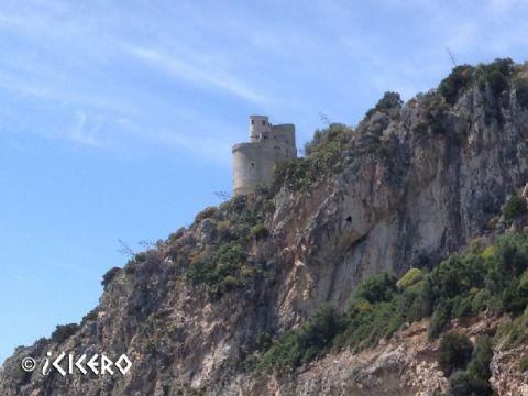 iCicero: San Felice Circeo - Torre Fico - Le Torri Papali