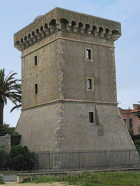 iCicero: San Felice Circeo - Torre Vittoria