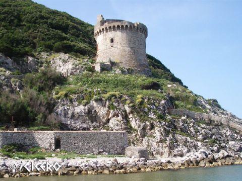 iCicero: San Felice Circeo - Torre Paola - Le Torri Papali