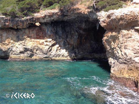 iCicero: San Felice Circeo - Grotta dell'impiso