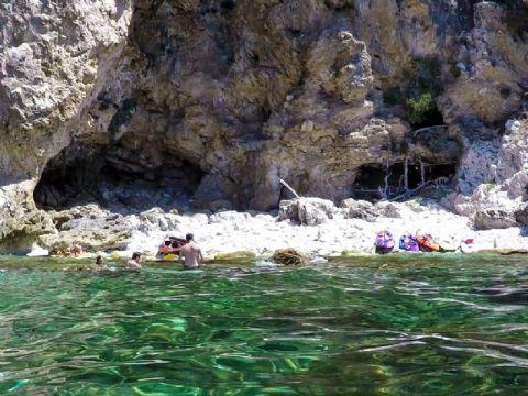 iCicero: San Felice Circeo - Spiaggia del prigioniero