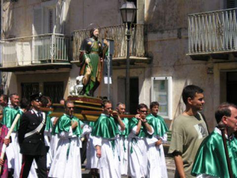 iCicero: San Felice Circeo - Feste e Sagre - San Rocco