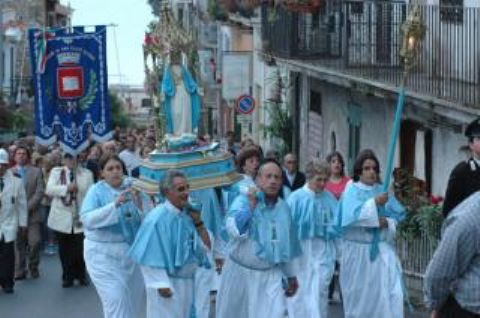 iCicero: San Felice Circeo - Feste e Sagre - Santa Maria della Sorresca